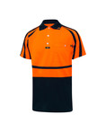 'Vortex' Microfibre Polo Shirt (alternate view)